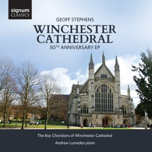 Winchester Cathedral 50th anniversary release available March 11th